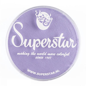 Superstar Aqua Face & Body Paint - Pastel Lilac 037 (45 gm)