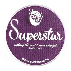 Superstar Aqua Face & Body Paint - Purple 038 (45 gm)