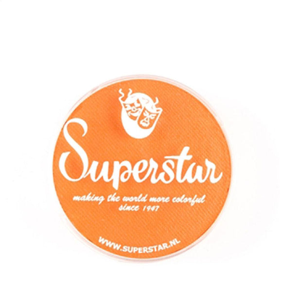 Superstar Aqua Face & Body Paint - Light Orange 046 (16 gm)
