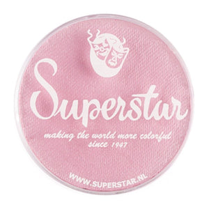 Superstar Aqua Face & Body Paint - Baby Pink Shimmer 062 (45 gm)