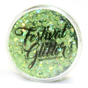 Art Factory Festival Glitter - Envy  (50 ml/1 fl oz)