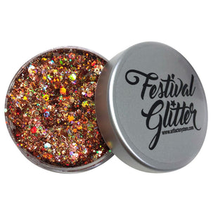 Art Factory Festival Glitter - Pumpkin Spice  (50 ml/1 fl oz)