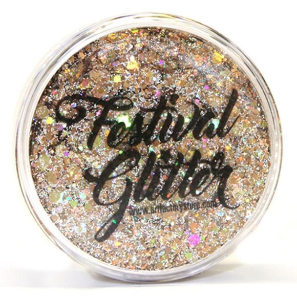 Art Factory Festival Glitter - Gold Digger  (50 ml/1 fl oz)