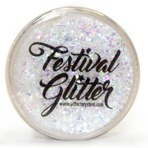 Art Factory Festival Glitter - Snowflake  (50 ml/1 fl oz)