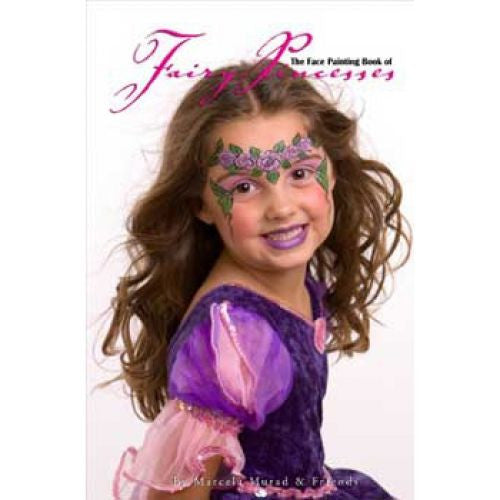 Face Painting Book of Fairy Princesses - Murad