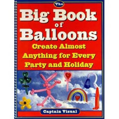 Captain Visual's Big Book of Balloons - Giovinco