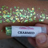 Creative Faces Chunky Glitter Stick - Charmed