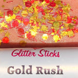 Creative Faces Chunky Glitter Stick - Gold Rush
