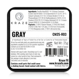 Kraze FX Face & Body Paint - Gray (25 gm)