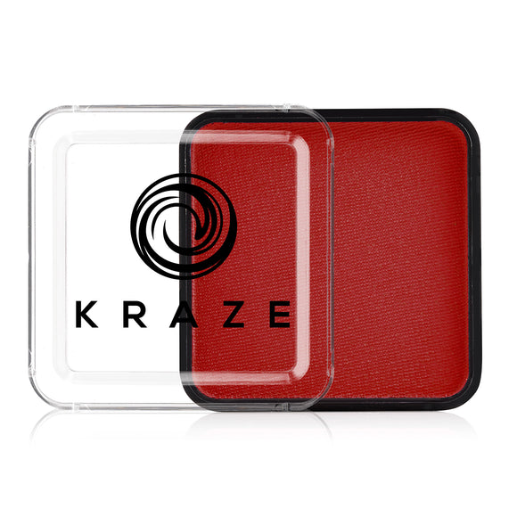 Kraze FX Face & Body Paint - Red (25 gm)
