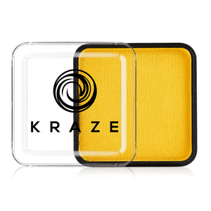 Kraze FX Face & Body Paint - Yellow (25 gm)