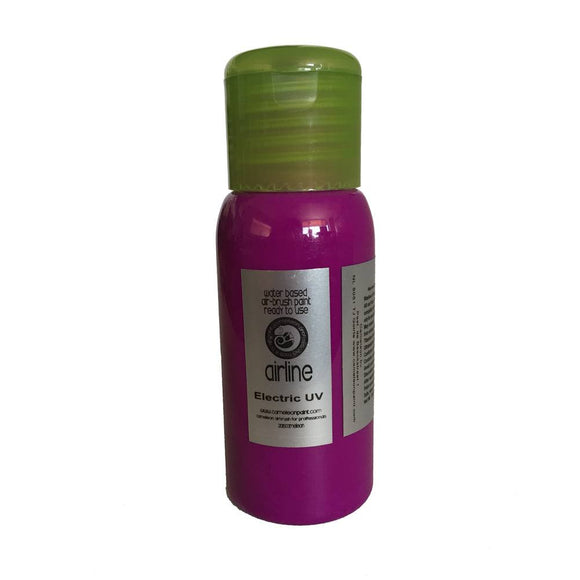 Cameleon Airline UV Paint - Electric Purple UV (50 ml)