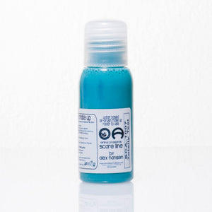 Cameleon Airline Scareline Paint - Teal You Drop (50 ml)