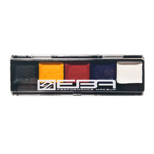 European Body Art Encore SLIM Alcohol Palette - SFX Prime Edition
