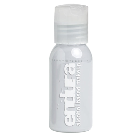 Endura Alcohol Based Airbrush Ink - Fluorescent White (1 oz)