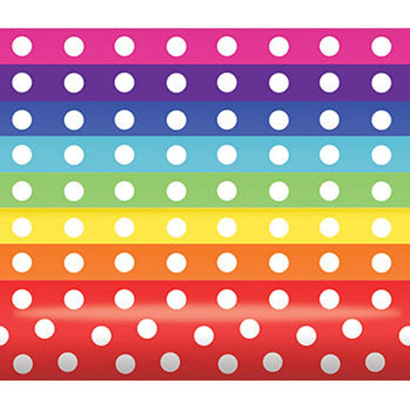 Betallatex 260B Latex Balloons - Polka Dot Assortment (50/pack)