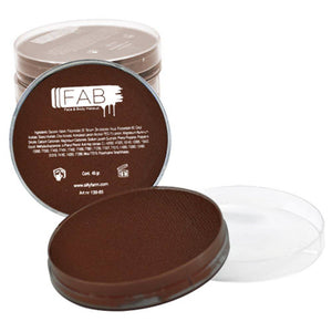 FAB Superstar Face Paint - Chocolate Brown 024 (45 gm)