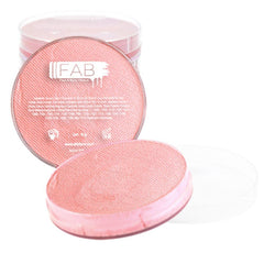 FAB Superstar Face Paint - Pearl Pink Shimmer 062 (45 gm)