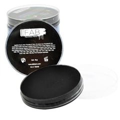 FAB Superstar Face Paint - Black 163 (45 gm)