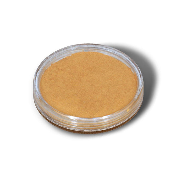 Wolfe FX Gold Face Paints - Metallix Gold 100 (30 gm)