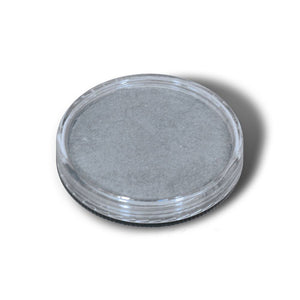 Wolfe FX Silver Face Paints - Metallix Silver 200 (30 gm)