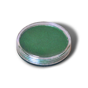 Wolfe FX Green Face Paints - Metallix Forest Green M62 (30 gm)