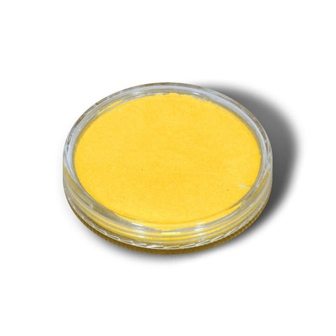 Wolfe FX Face Paints - Metallix Yellow M50 (30 gm)