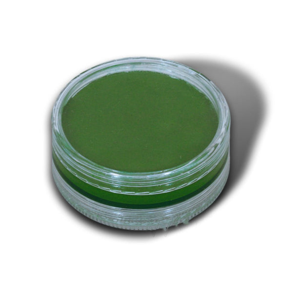 Wolfe FX Green Face Paints - Dark Green 062 (45 gm)