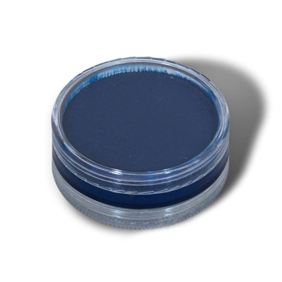Wolfe FX Blue Face Paints - Dark Blue 068 (45 gm)