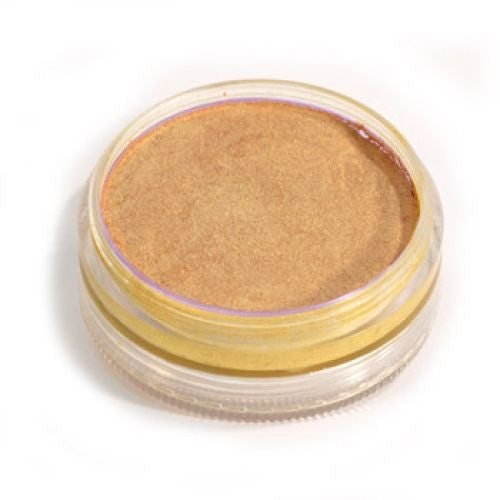 Wolfe FX Gold Face Paints - Metallic Aztec Gold 400 (45 gm)