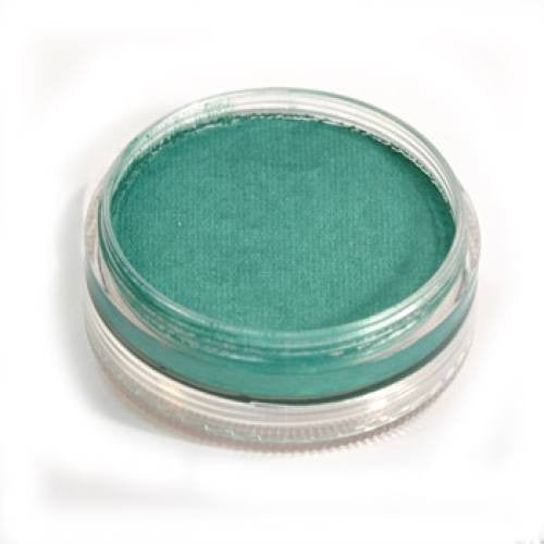 Wolfe FX Green Face Paints - Metallix Forest Green M62 (45 gm)