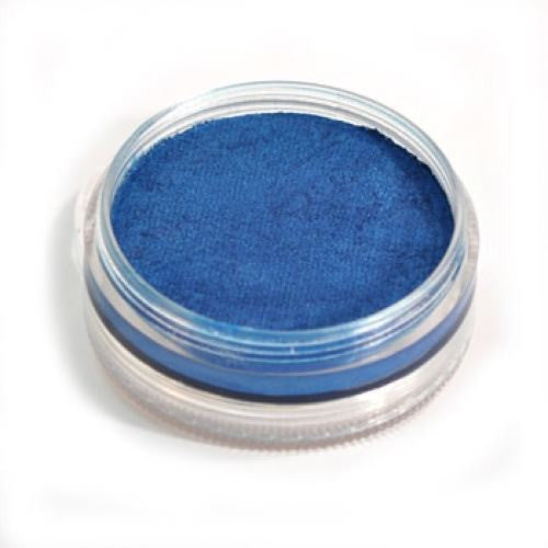 Wolfe FX Blue Face Paints - Metallix Blue M70 (45 gm)