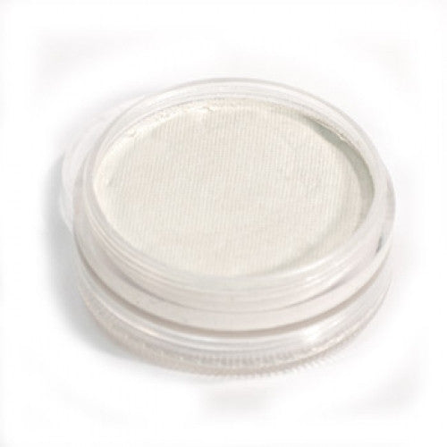 Wolfe FX white Face Paints - Metallic White M01 (45 gm)