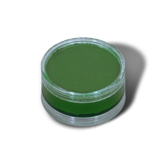 Wolfe FX Green Face Paints - Dark Green 062 (90 gm)