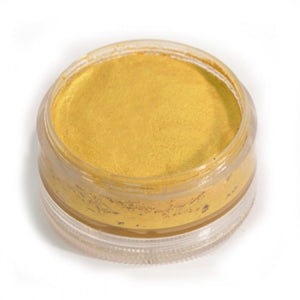 Wolfe FX Gold Face Paints - Metallix Gold 100 (90 gm)