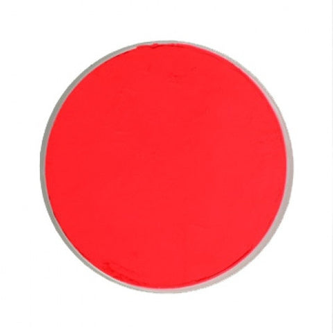 Kryolan Aquacolor Face Paints - UV Day Glow Red (30 ml)