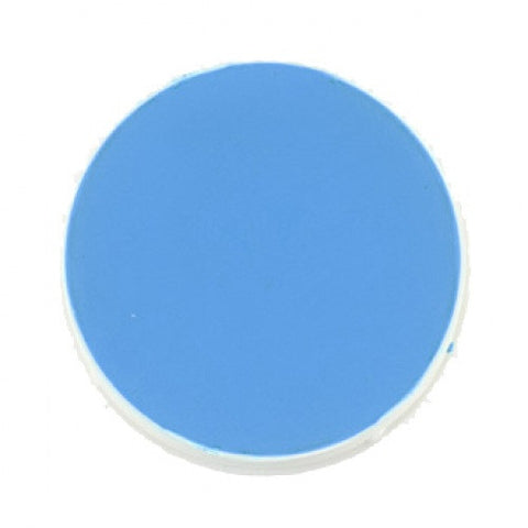 Kryolan Aquacolor Face Paints - Baby Blue 587 (30 ml)+C25