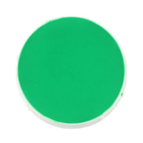 Kryolan Aquacolor Face Paints - Bright Green GR42 (30 ml)