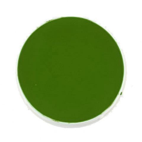 Kryolan Aquacolor Face Paints - Leaf Green 512 (30 ml)