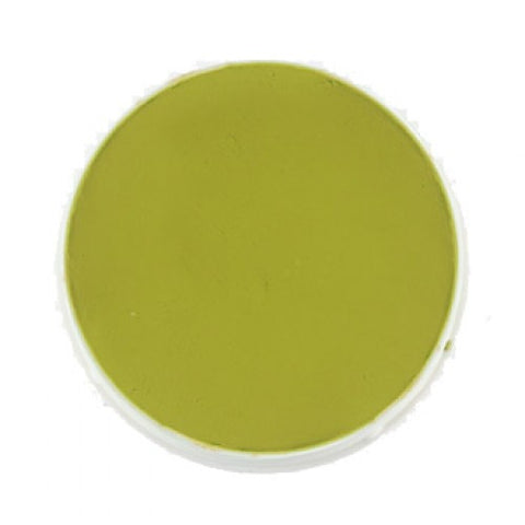 Kryolan Aquacolor Face Paints - Lime Green 534 (30 ml)
