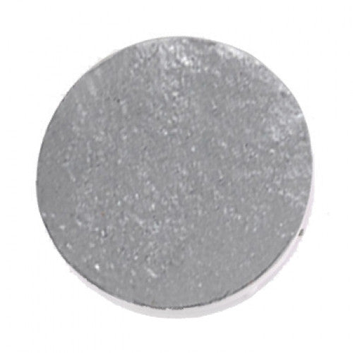 Kryolan Aquacolor Face Paints - Metallic Silver (30 ml)