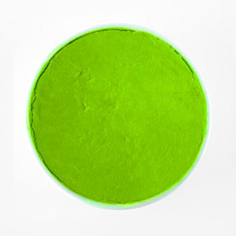 Kryolan Aquacolor UV Dayglow Lime Green 30 ml