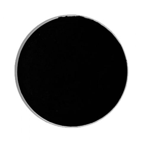 Kryolan Aquacolor Face Paints - Black 71 (55 ml)