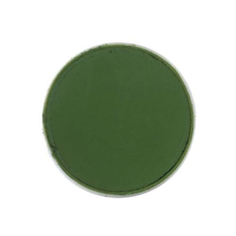 Kryolan Aquacolor Face Paint Refills - Dark Green 512 4 ml