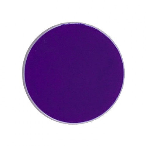 Kryolan Aquacolor Face Paint Refills - Dark Purple 99 4 ml