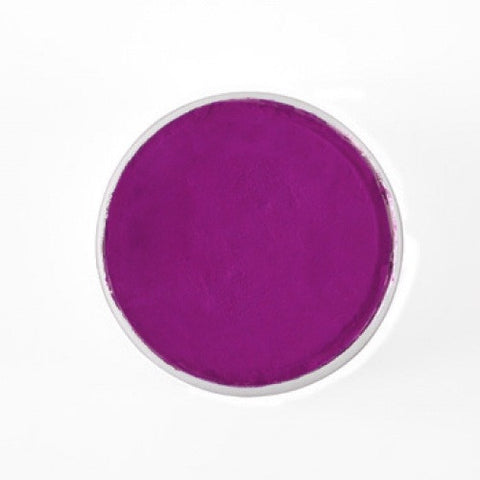 Kryolan Aquacolor Face Paint Refill UV Day Glow Violet 4ml