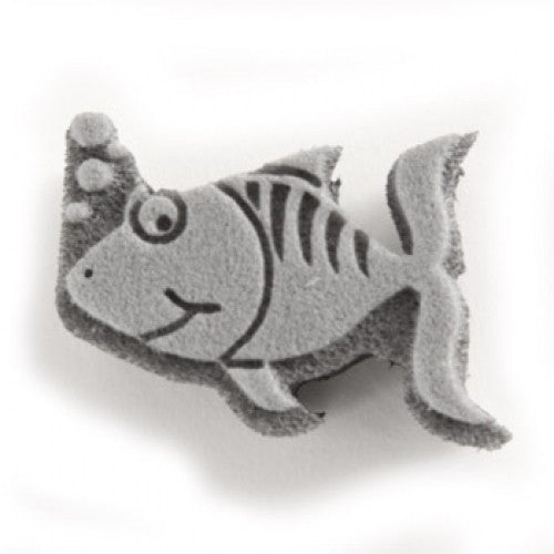 Ruby Red Face Painting Stamps - Fish