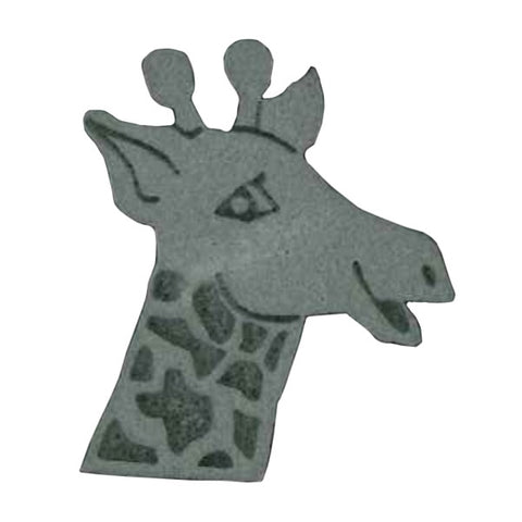 Ruby Red Face Painting Stamps - Giraffe