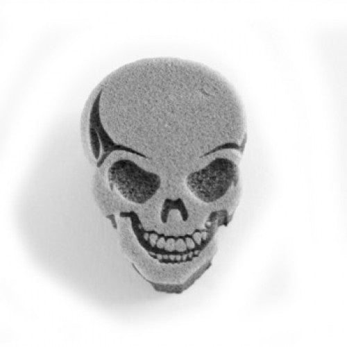 Ruby Red Face Painting Stamps - Skull