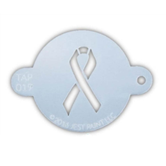 TAP Face Paint Stencil - Ribbon (019)
